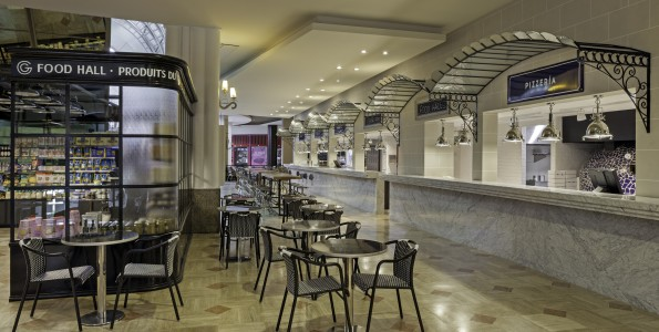 Gourmand: el primer food hall de Argentina