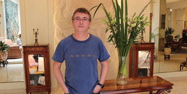 Andoni Luis Aduriz en Buenos Aires