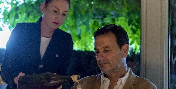 Entrevista a Audrey Doré, sumiller de El Celler de Can Roca