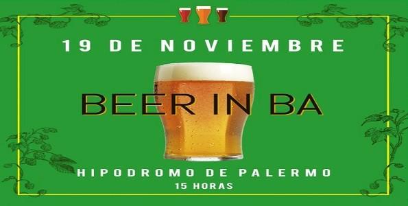 Llega la 6 edición Beer in BA