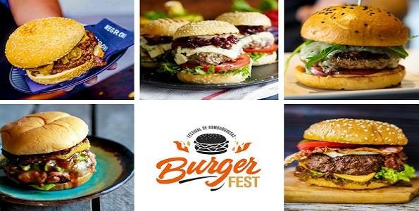 Burger Fest en Vicente López