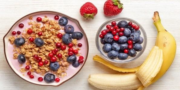 Alimentos clave en el desayuno