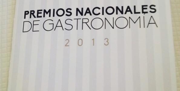 ¿Qué se come en los Premios Nacionales de Gastronomía?