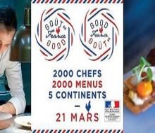 Fiesta de cocina francesa también en Argentina
