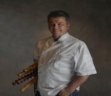 Donato De Santis presenta su libro Pura Pasta