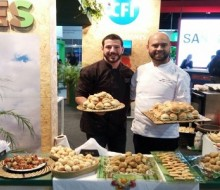 Empanada misionera del chef Iván Ortega
