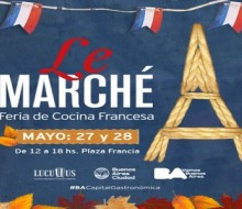 Le Marché: vuelve la feria de cocina francesa