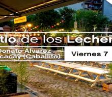 BA Capital Gastronómica inaugura el Patio de los Lecheros