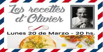Clase de cocina francesa con Olivier Falchi