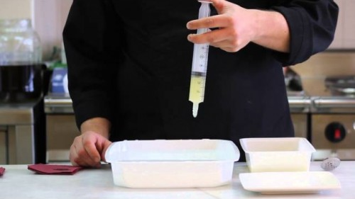 Esferificación: Técnica Culinaria