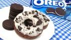 Receta de donuts de Oreo