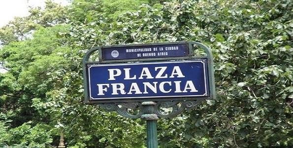 Buenos Aires Market en Plaza Francia