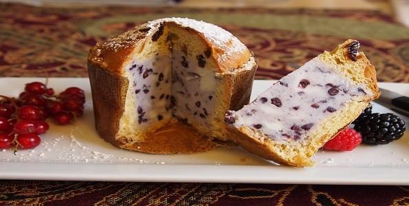Pan dulce helado una refrescante novedad
