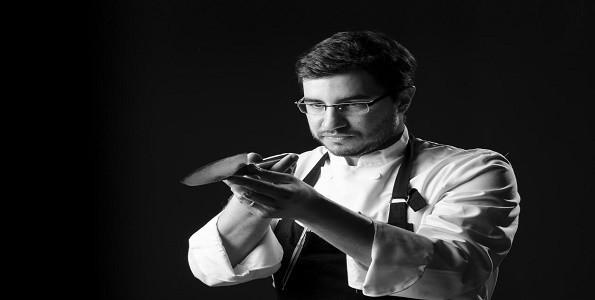 Antonio Soriano chef del Palacio Duhau