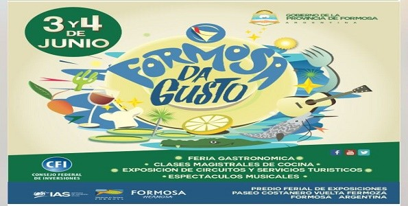 Formosa da Gusto llega el próximo fin de semana