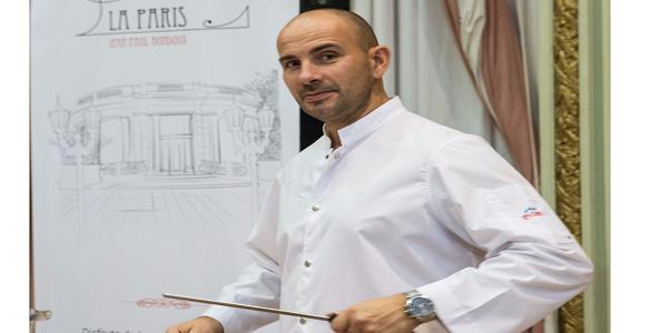 Jérôme Mathe abre el bistró de Villa Ocampo