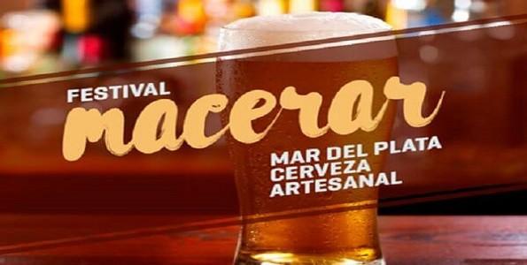 Macerar 2017: la cerveza artesanal se prepara para su festival