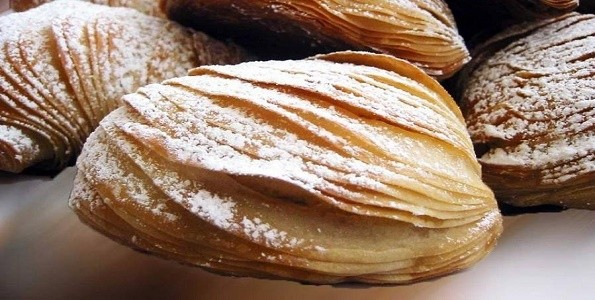Homenaje a la pastelería italiana