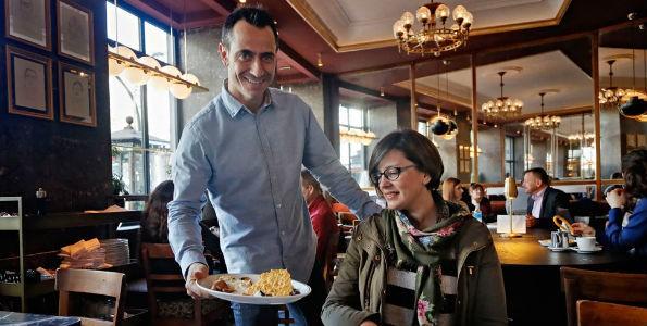 Pepe Roch, chef de El Café Comercial, en GastroRadio