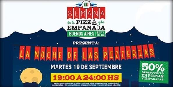 Semana de la Pizza y Empanada