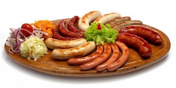 Tipos de salchichas alemanas