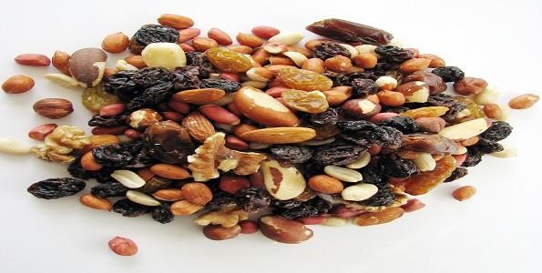 Frutos secos: el snack más saludable