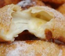 Trilogía de las empanadas ecuatorianas: Empanada de Viento