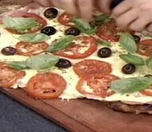 Matambrito de cerdo a la pizza