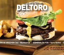 Deltoro: algo más que hamburguesas gourmet