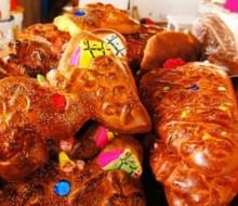 Gastronomía en la festividad de Todos los Santos peruana