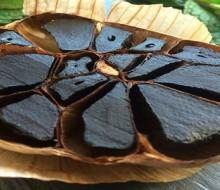 Ajo negro: fuente de buena salud