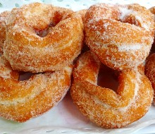 Receta de rosquillas caseras
