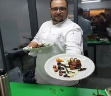 Jorge Rey Grange: gastronomía aventurera