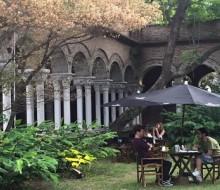 Monasterios con propuesta gastronómica en plena ciudad