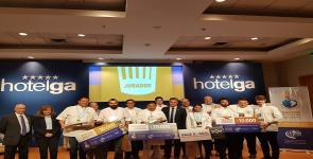Chefs de México ganan Torneo de HOTELGA